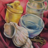 Pastel Still life - FOR SALE